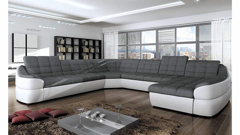 Tipos y modelos de sofás rinconera modernos